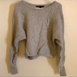 BCBG Max Azria Cream Oatmeal Sweater